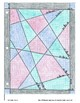 GRAPHING LINEAR EQUATIONS - STAINED GLASS WINDOW PROJECT