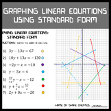 Graphing Linear Equations: Standard Form