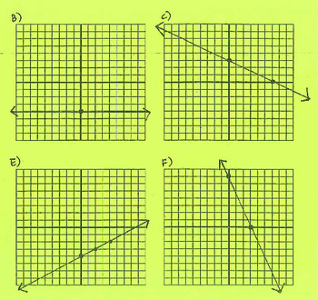 Graphing Linear Equations Stations Review Activity