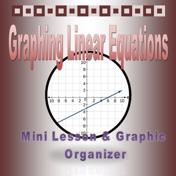 Graphing Linear Equations Using a Graphic Organizer
