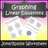 Slope Intercept Form Activity {Graphing Algebra} {Graphing
