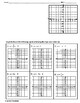 Graphing Linear Equations Worksheet IV
