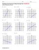 Graphing Linear Equations in Slope Intercept Form ALGEBRA Worksheet