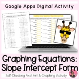 Graphing Linear Equations in Slope Intercept Form Digital