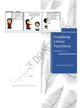 Graphing Linear Function