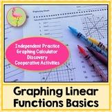 Graphing Linear Functions Basics (Algebra 2 - Unit 2)