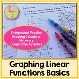 Graphing Linear Functions Basics (Algebra 2 - Unit 2)