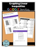 Graphing Linear Inequalities Quiz for Google Form/Quiz
