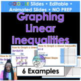 Graphing Linear Inequalities Google Slides