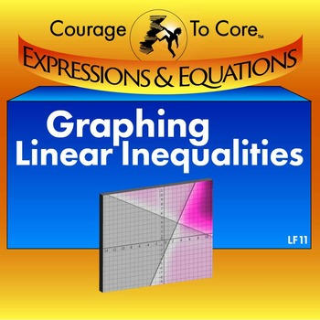 Graphing Linear Inequalities (LF11): HSA.REI.D.12
