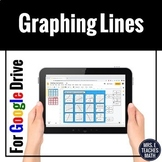 Graphing Lines Digital Card Sort for Distance Learning