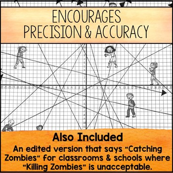 Zombie Graphing Worksheet Answer Key - Rcnschool