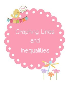 Graphing Lines and Inequalities - Review Stations