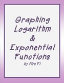Exponential Functions Lesson 7 Graphing Logarithmic Functions with Technology