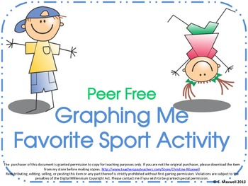 Graphing Me: Favorite Sport Activity