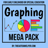 Graphing Mega Pack for Special Education