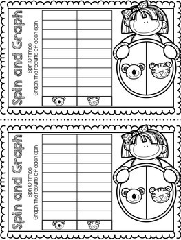 Graphing { Mini Math Book }