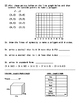 Graphing, Mixed Number Computation, Rotations,  Symmetry,