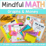 Graphing, Money & Financial Literacy - First Grade Mindful Math