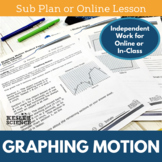 Graphing Motion - Sub Plans or Distance Learning