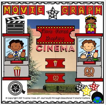 Graphing Movie Themed