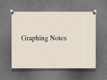 Graphing NotesPowerPoint