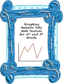 Graphing Numeric Data Math Journal