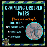 Graphing Ordered Pairs: Connect the Dots - Pterodactyl