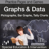 Graphs and Data | Special Education Math | Intervention