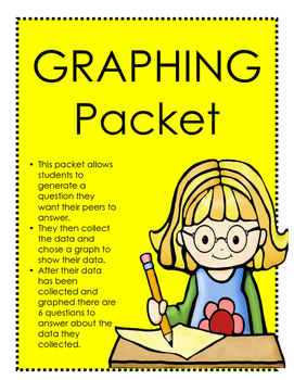 Graphing Packet - Students Create their own Graph