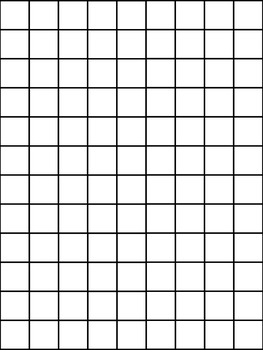 Graph Paper Set ~ 20 Pages, 2 Sizes, PNG Images & PDF Included