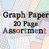 Graph Paper Assortment
