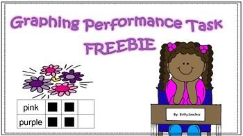Graphing Performance Task FREEBIE