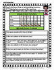 Graphing - Pictographs (Horizontal) - Grade Three (3rd Grade) - Worksheets/Test