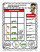 Graphing - Picture Graphs - Kindergarten - Worksheets/Test