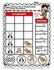 Graphing - Picture Graphs - Kindergarten - Worksheets/Test