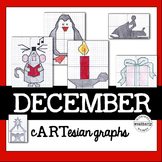 CHRISTMAS Graphing Activity -  December