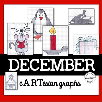 Graphing Activity - CHRISTMAS December