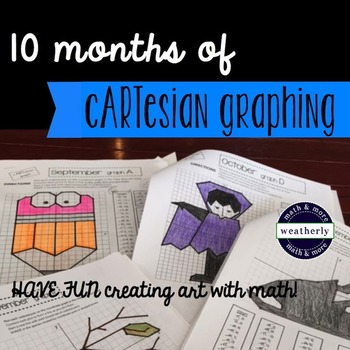 Graphing Activity Mega Pack