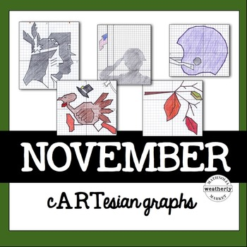 Graphing Activity -THANKSGIVING and more for November