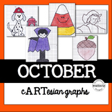 Coordinate Graphing Activity - October
