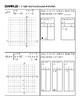 Graphing Piecewise Functions Graphic Organizer