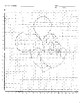 Graphing Points - Mickey Mouse - Quadrant 1