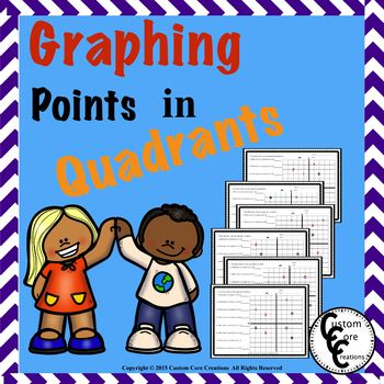 Graphing Points in Quadrants