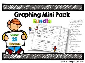 Graphing Practice Mini Bundle
