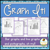 Graphing Practice Printable Activities!