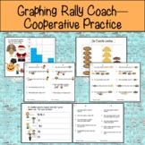 Graphing Practice for First Grade--Cooperative Learning!