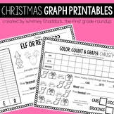Graphing Worksheets for Christmas
