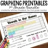 Graphing Worksheets BUNDLE for K-2