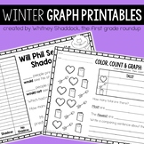 Graphing Worksheets for Winter